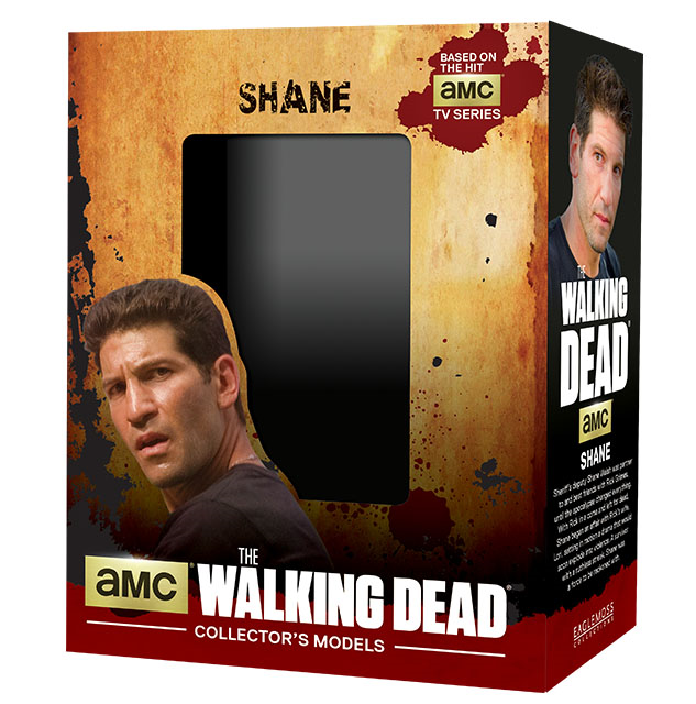 WALKING DEAD - Figurine Collection 1/21 - Shane_4