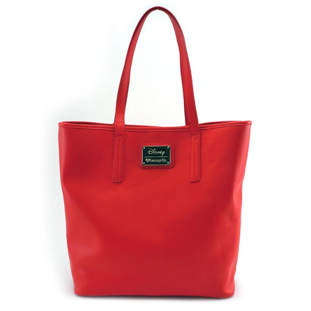 DISNEY - Minnie Red Tote Bag 'LoungeFly'_2
