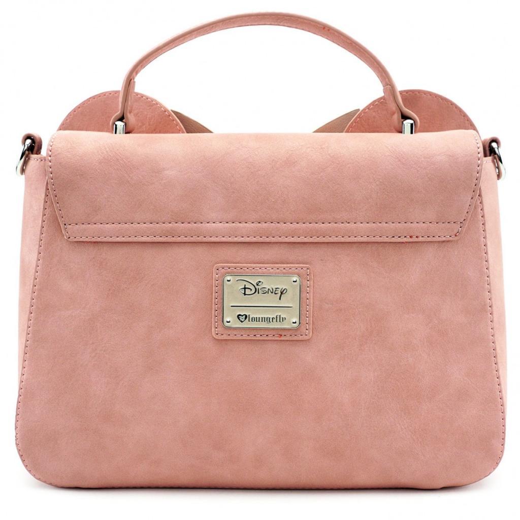 DISNEY - Minnie Ears & Bow Pink Crossbody Bag 'LoungeFly'_3