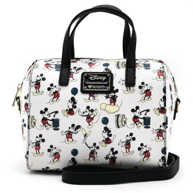 DISNEY - Mickey Pose AOP Bag 'LoungeFly'