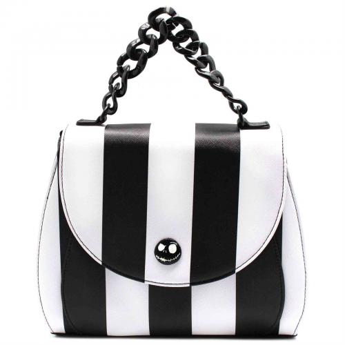 NBX - Striped Saddle - Sac bandoulière 'LoungeFly'