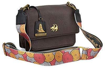 DISNEY - Lion King Simba Crossbody Bag 'LoungeFly'