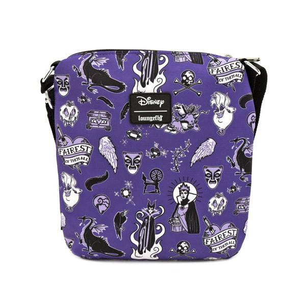 DISNEY - Villains Icons - Sacoche 'LoungeFly'_2