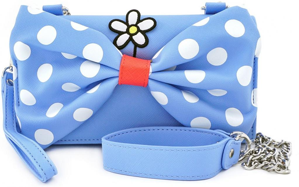 DISNEY - Minnie Mouse Crossbody Bag 'LoungeFly'_1