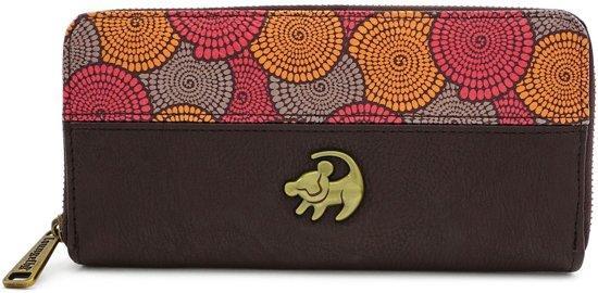DISNEY - Lion King Simba Zip Arround Wallet 'LoungeFly'