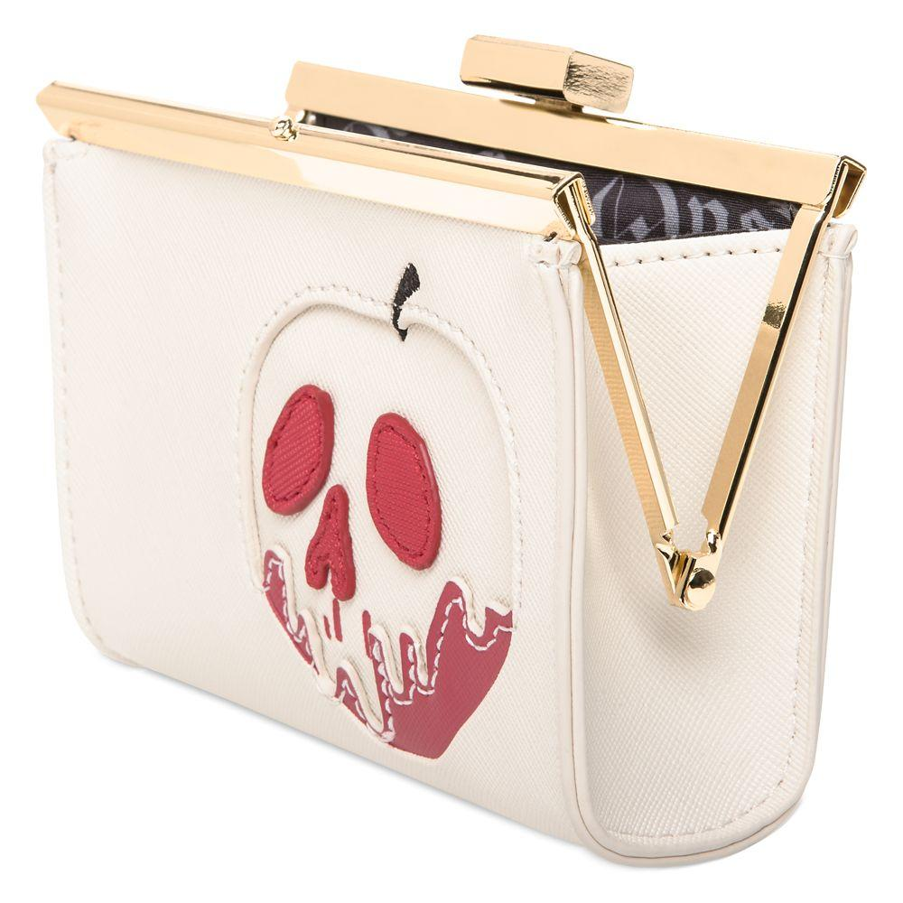 DISNEY - Portefeuille Snow White Bad Apple 'LoungeFly'_2