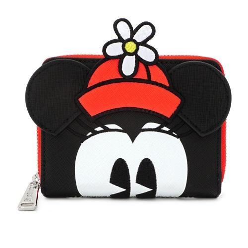 DISNEY - Minnie Zip Around Wallet 'LoungeFly'_1