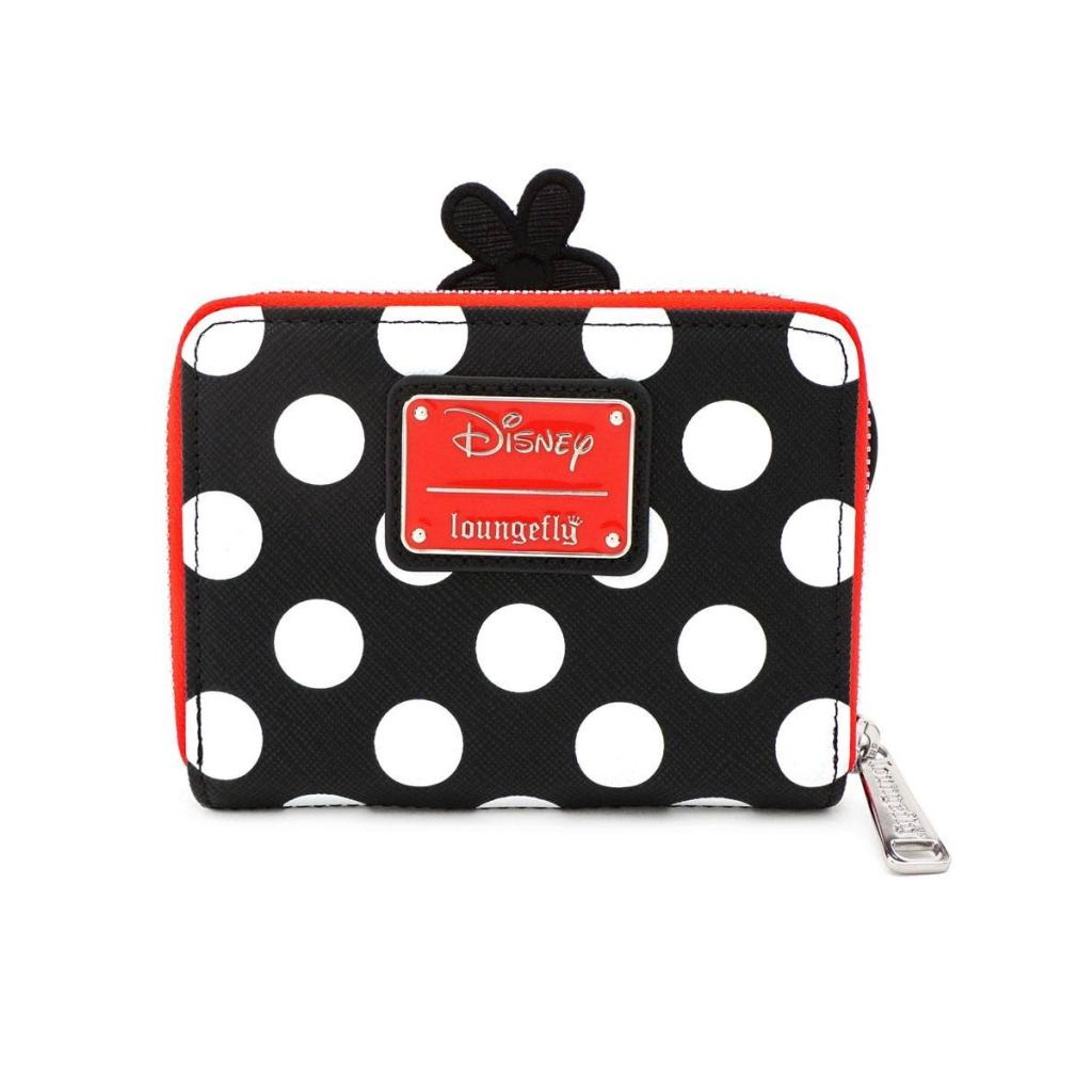 DISNEY - Minnie Zip Around Wallet 'LoungeFly'_2