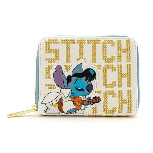 LILO & STITCH - Elvis Stitch - Portefeuille 'LoungeFly'