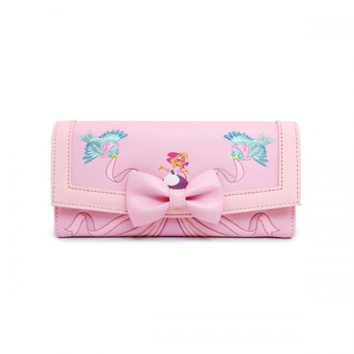 CENDRILLON - 80th Anniversary - Portefeuille 'LoungeFly'