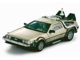 BACK TO THE FUTURE 2 - 1983 Delorean 1:24 scale_2