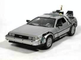 BACK TO THE FUTURE 1 - 1983 Delorean 1:24 scale