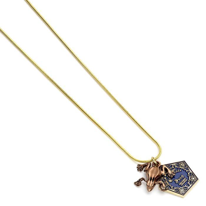 HARRY POTTER - Chocolate Frog - Collier_2