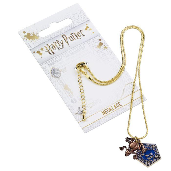 HARRY POTTER - Chocolate Frog - Collier_4