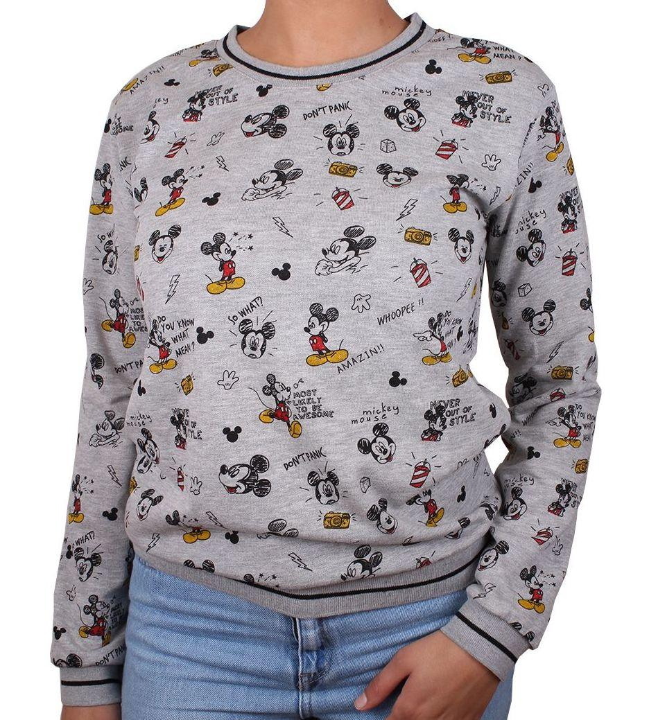 DISNEY - Sweat Mickey Sketchr GIRL (L)