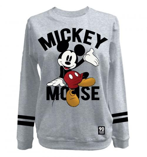 DISNEY - Sweat - Mickey Bouclette (S)