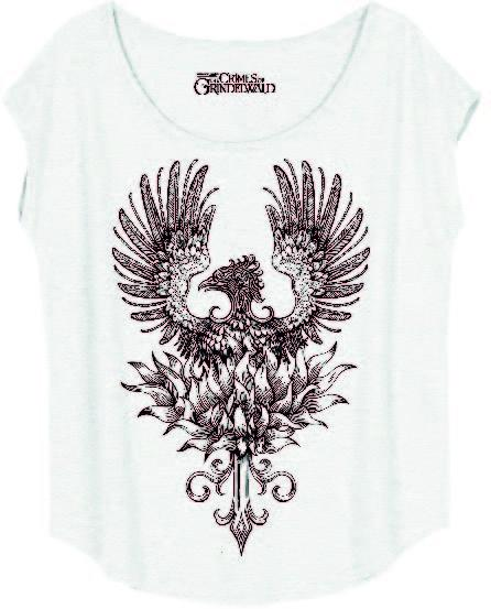FANTASTIC BEASTS - T-Shirt Thunder Bird Art (S)