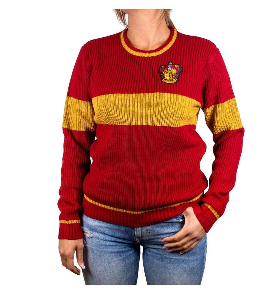 HARRY POTTER - Women Sweater - Ecole Gryffondor (S)