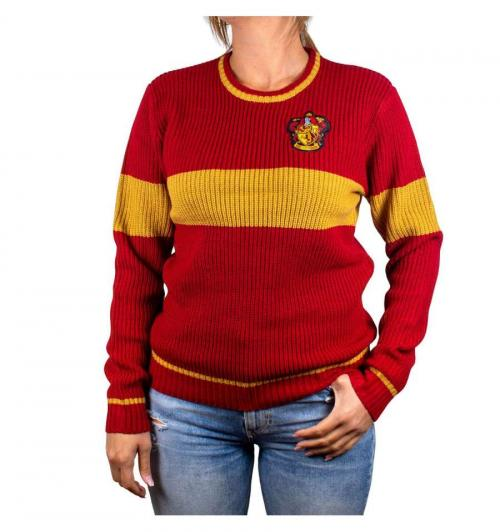 HARRY POTTER - Women Sweater - Ecole Gryffondor (M)