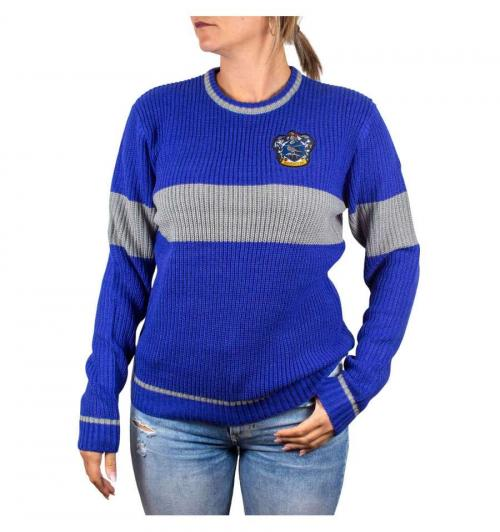 HARRY POTTER - Women Sweater - Ecole Serdaigle (S)