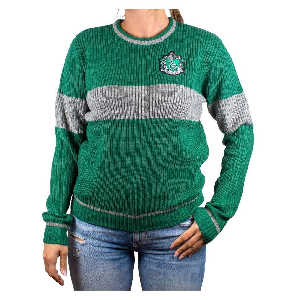 HARRY POTTER - Women Sweater - Ecole Serpentard (S)