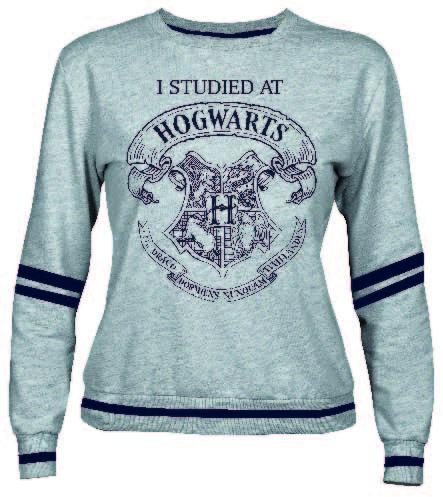 HARRY POTTER - Sweater I Studied at Hogwarts - GIRL (S)