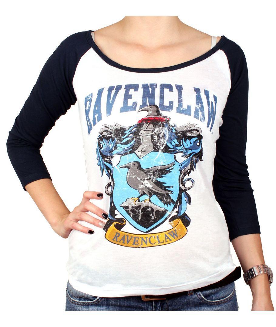 HARRY POTTER - T-Shirt Ravenclaw School - GIRL (S)