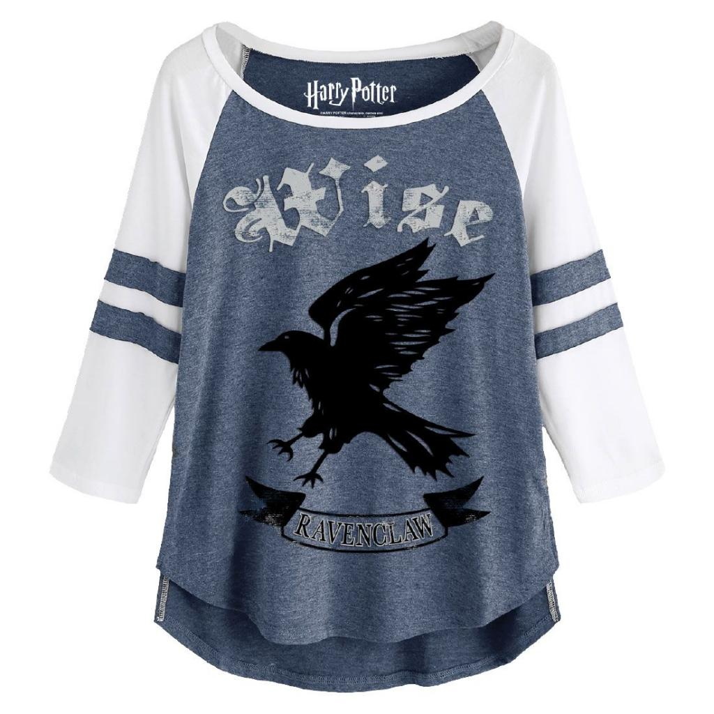 HARRY POTTER - T-Shirt Wise Ravenclaw (S)
