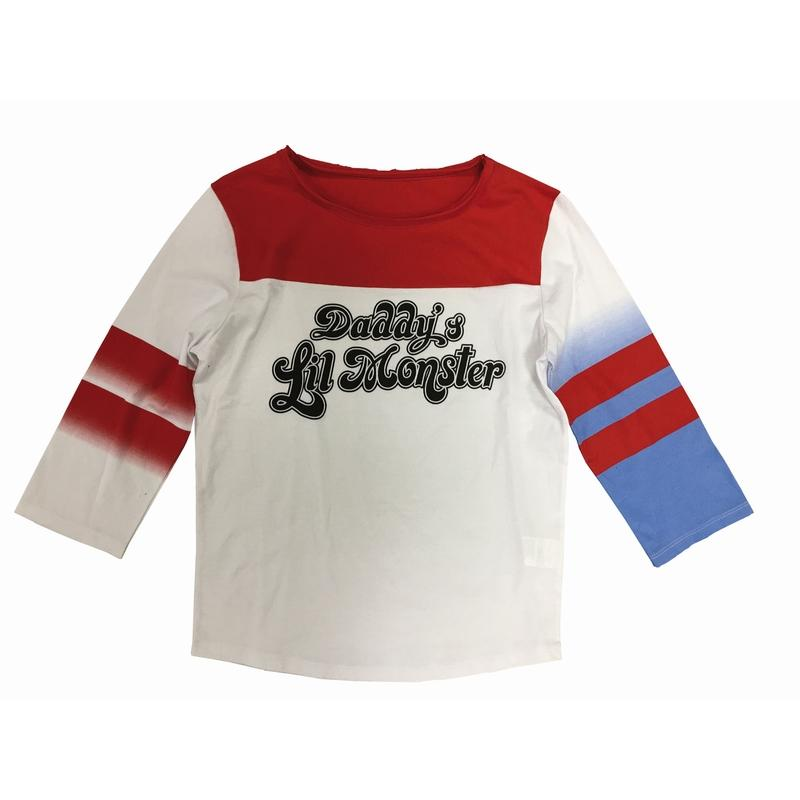 SUICIDE SQUAD - T-Shirt Daddy's Lil Monsters (S)