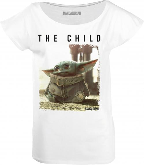 MANDALORIAN - T-Shirt femme - The Child Pure Cuteness - (XL)