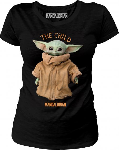 MANDALORIAN - T-Shirt femme - The Child So Small - (L)