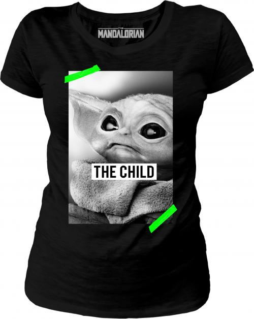 MANDALORIAN - T-Shirt femme - The Child Picture - (M)