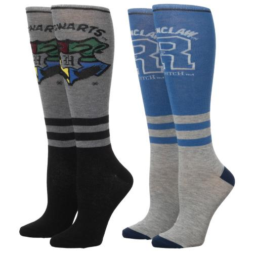 HARRY POTTER - Serdaigle - 2 paires de chaussettes femmes