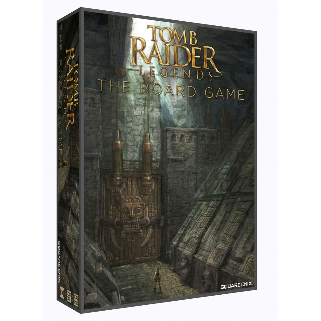 TOMB RAIDER LEGENDS - Board Game - 'Version Anglaise'