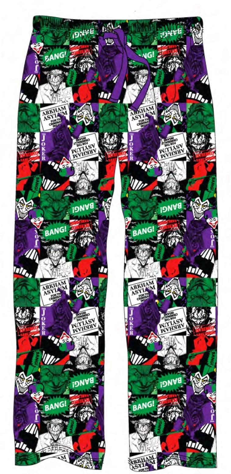 DC COMICS - Pantalon Pyjama - Joker (L)
