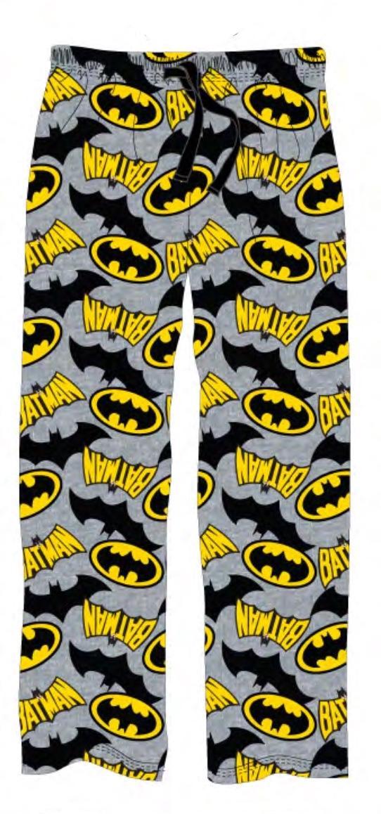 DC COMICS - Pantalon Pyjama - Batman (L)_1