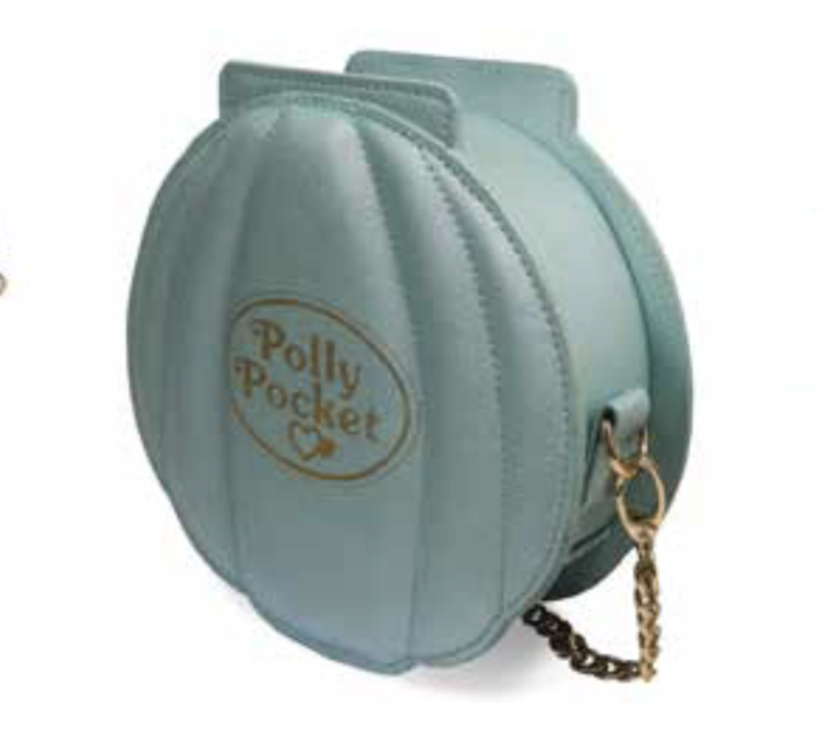 POLLY POCKET - Shell shaped Cross Body Bag