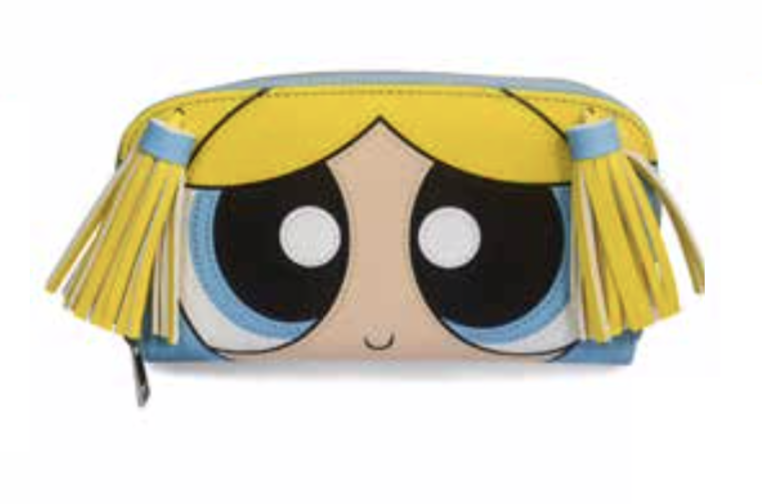 POWERPUFF GIRLS - Bubbles Purse
