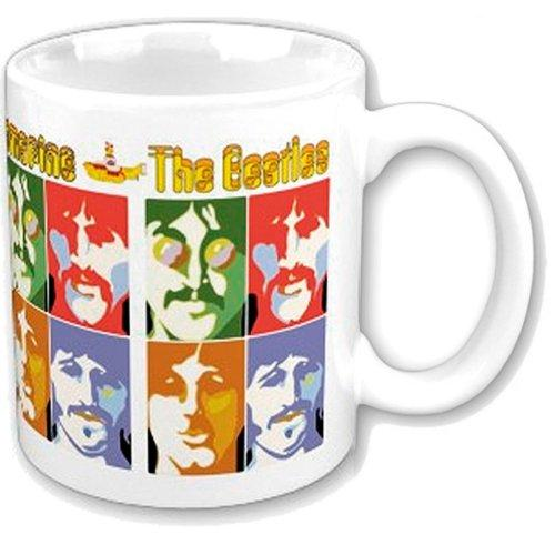 THE BEATLES - Mug 315 ml - Yellow Submarine Sea of Science