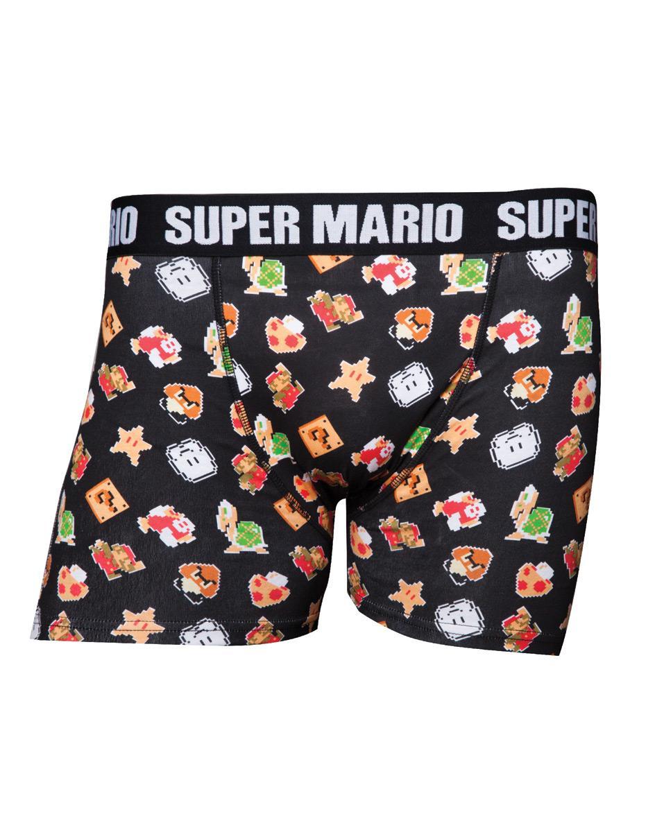 NINTENDO - Boxer - Super Mario (S)