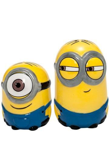 MINIONS - Salt & Pepper Shakers
