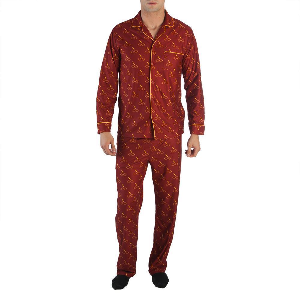 HARRY POTTER - All Over Print Pyjama Set (S)
