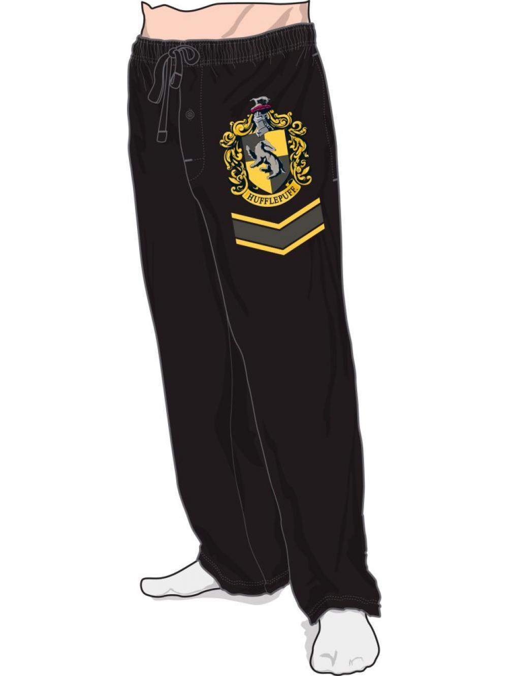 HARRY POTTER - Pantalon Pyjama - Hufflepuff (L)