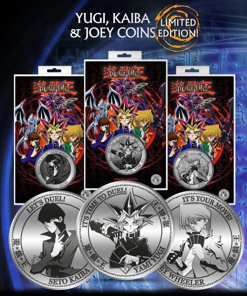 YU-GI-OH! - Joey Wheeler - Pièce de collection édition limitée