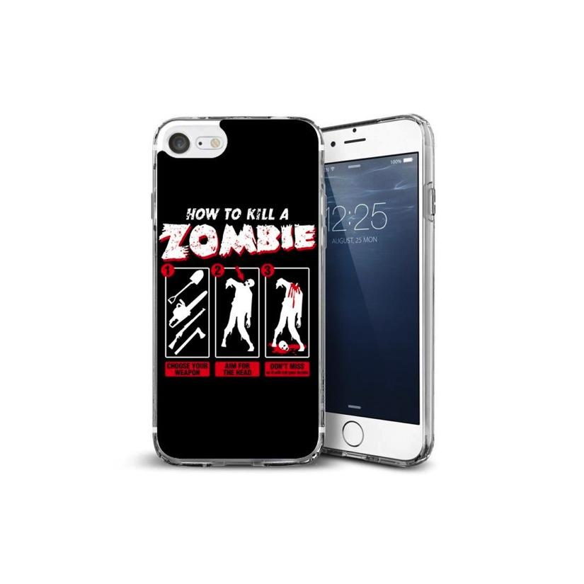GAMERS - Coque Iphone 7 : How to Kill a Zombie
