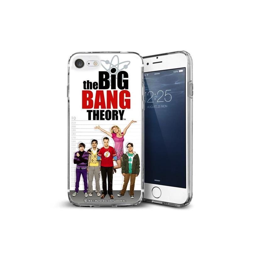 BIG BANG THEORY - Coque Iphone 7 : Team