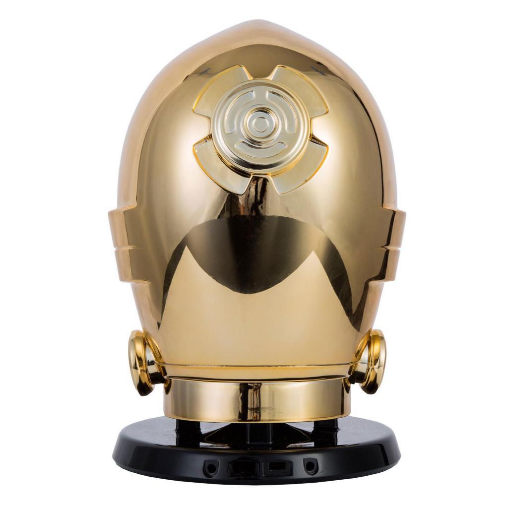 STAR WARS - Enceintes Bluetooth - C3PO_2