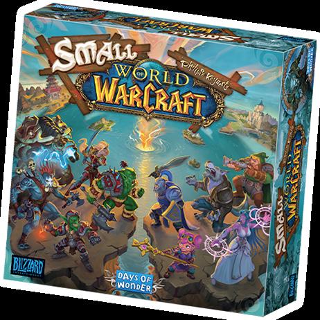 WORLD OF WARCRAFT - Small World 'English Verison'_2
