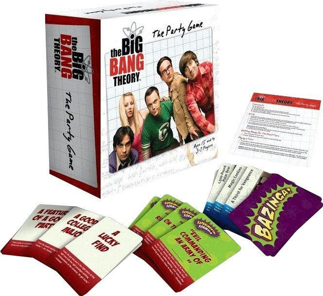BIG BANG THEORY - Party Game (UK Only)