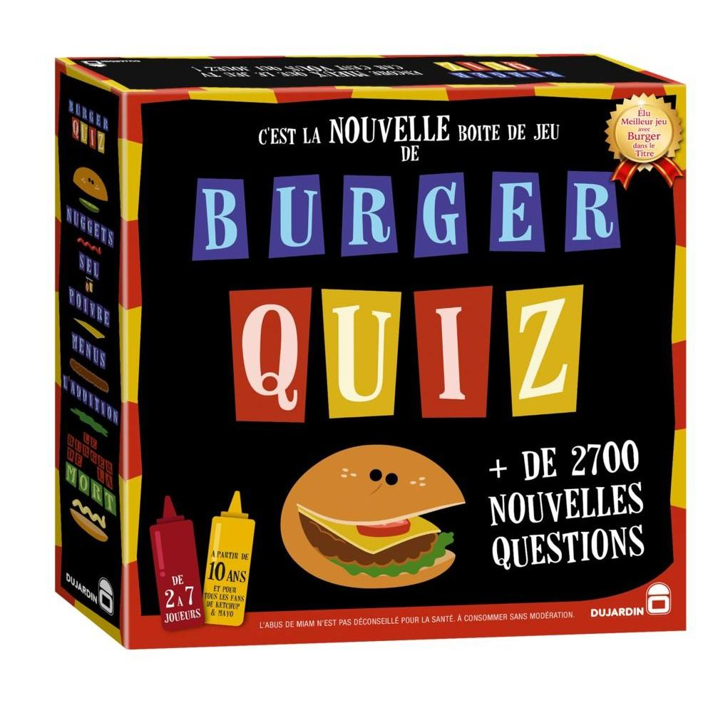 TV - Burger Quiz (FR)